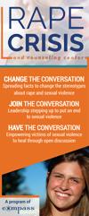 Rape Crisis & Counseling Center